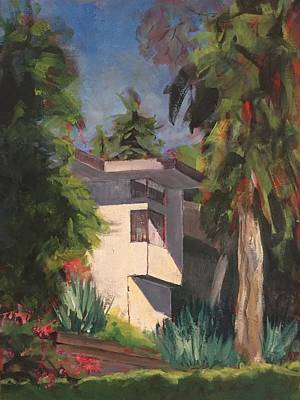 Painting - Patrick's House by Richard Willson