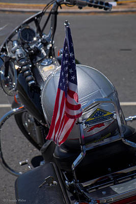 Photograph - Patriot Guard Riders by Lucinda Walter