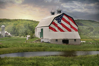 Photograph - Patriotism by Lori Deiter