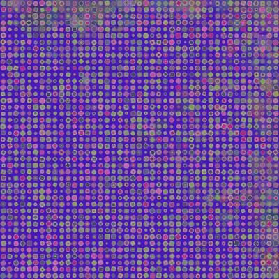 Digital Art - Pattern 190 by Marko Sabotin