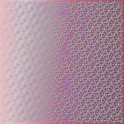 Digital Art - Pattern 212 by Marko Sabotin