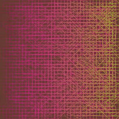 Digital Art - Pattern 217 by Marko Sabotin