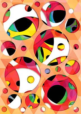 Pattern 4  Art Print by Mark Ashkenazi