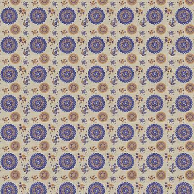 Digital Art - Pattern 8 by Riana Van Staden
