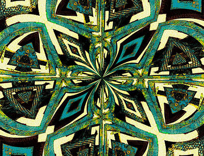 Painting - Pattern Art 5 by Natalie Holland