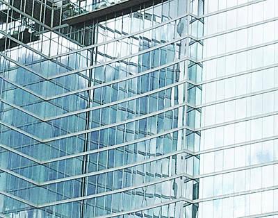Photograph - Pattern Loews Atlanta by Lizi Beard-Ward