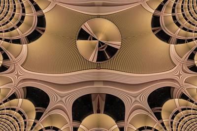 Digital Art - Pattern by Ron Bissett