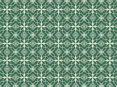 Tapestry - Textile - Pattern_0029 by Alexandra Schumann