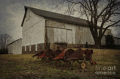 Photograph - Patterson Farm  by Debra Fedchin