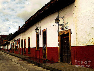 Patzcuaro Colors Art Print by Mexicolors Art Photography