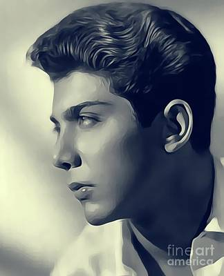 Musicians Royalty Free Images - Paul Anka, Music Legend Royalty-Free Image by John Springfield