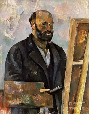 Paul Cezanne (1839-1906) Art Print by Granger