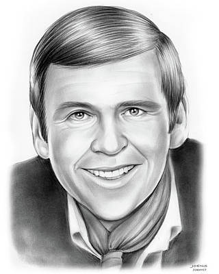 Celebrities Royalty-Free and Rights-Managed Images - Paul Lynde by Greg Joens