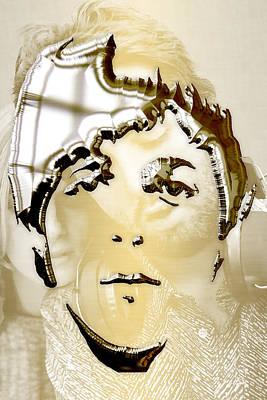 Beatles Mixed Media - Paul Mccartney Art by Marvin Blaine