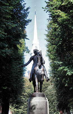 Photograph - Paul Revere by Kristin Elmquist