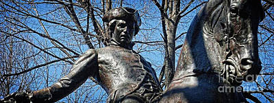 Photograph - Paul Revere by Doc Braham