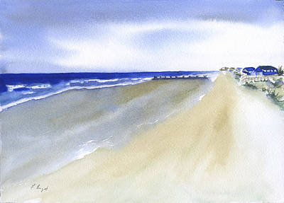 Painting - Pawleys Island by Frank Bright
