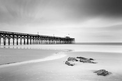 Piers Wall Art - Photograph - Pawleys Island Pier I by Ivo Kerssemakers