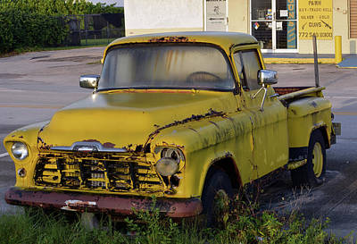 Photograph - Pawn Shop Chevy by William Tasker