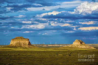 Pawnee Buttes Art Print by Jon Burch Photography