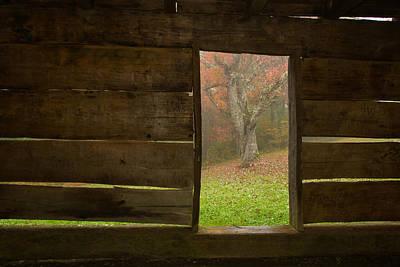 Photograph - Paw's Cabin 12 by Joye Ardyn Durham