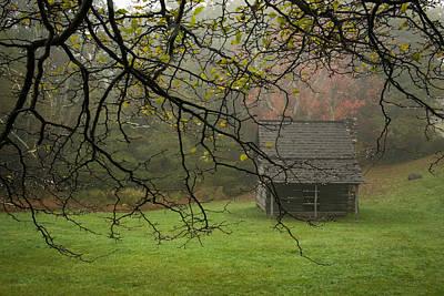 Photograph - Paw's Cabin 4 by Joye Ardyn Durham
