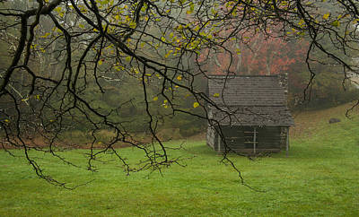 Photograph - Paw's Cabin 5 by Joye Ardyn Durham