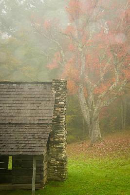 Photograph - Paw's Cabin 7 by Joye Ardyn Durham