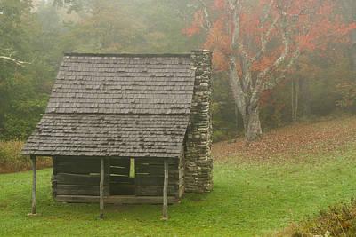 Photograph - Paw's Cabin 8 by Joye Ardyn Durham