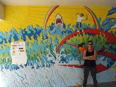 Paz Y Unidad Art Print