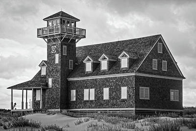Photograph - Pea Island Station 2 by Alan Raasch