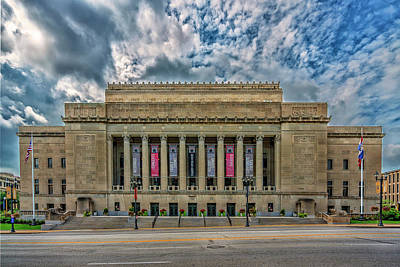 Photograph - Peabody Opera House St Louis 7r2_dsc0628_16-09-01 by Greg Kluempers