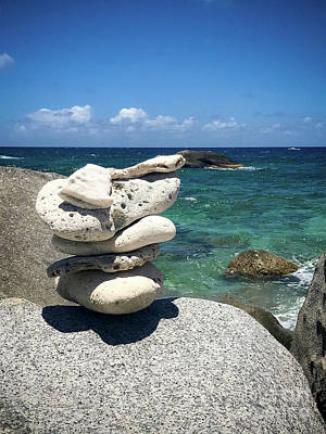 Photograph - Peace And Harmony - Virgin Gorda by Colleen Kammerer