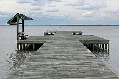 Lake Waccamaw Photograph - Peace And Serenity by Suzanne Gaff