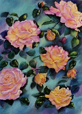Art Print featuring the painting Peace by Ann Peck