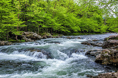 Photograph - Peace At Greenbrier by Cathie Crow
