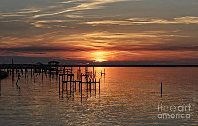 Photograph - Peace Be With You Sunset by Roberta Byram