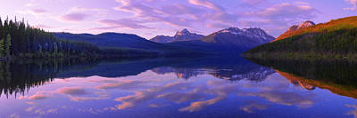 Glacier National Park Photograph - Peace by Chad Dutson