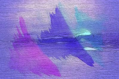 Digital Art - Peace by Contemporary Art