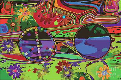 Digital Art - Peace by Eleni Mac Synodinos
