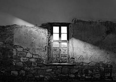 Photograph - Peace Esp Light by Brenda Conrad
