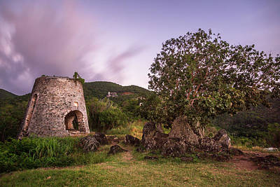 Peace Hill Ruins Art Print by Adam Romanowicz