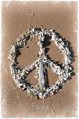 Photograph - Peace by Jill Love