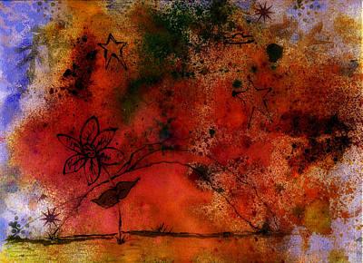 Peace Art Print by Neva Spell