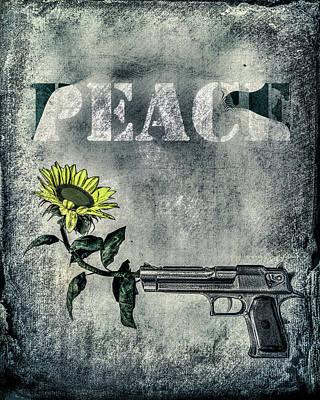 Peace Of Mind Art Print by Bob Orsillo