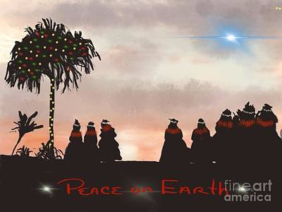 Photograph - Peace On Earth by Bette Phelan