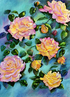 Pastel - Peace Opus by Ann Peck