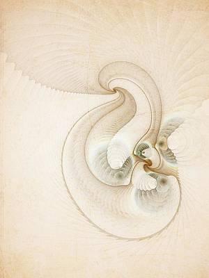 Peace Art Print by Talasan Nicholson