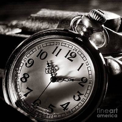 Photograph - Peace Time by Olivier Le Queinec