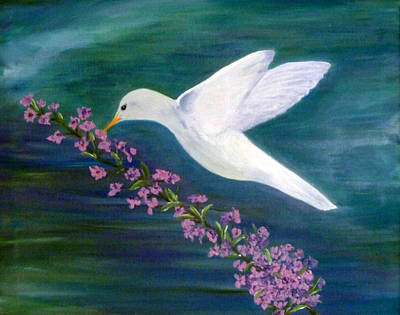 Painting - Peace by Vivian Stearns-Kohler